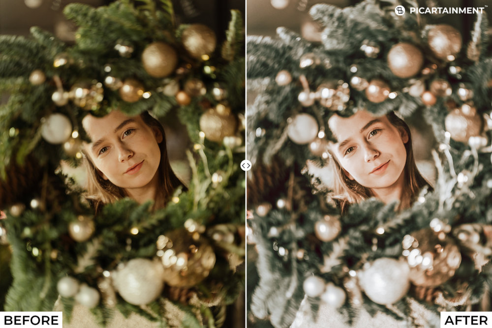 Xmas Lightroom Presets
